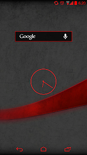 Crimson CM11 AOKP Theme - screenshot