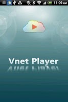 Screenshot of Vnet Player -easy video player