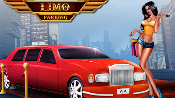 Screenshot of 3D Limo Parking Simulation