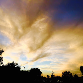 by Bong Perez - Landscapes Cloud Formations