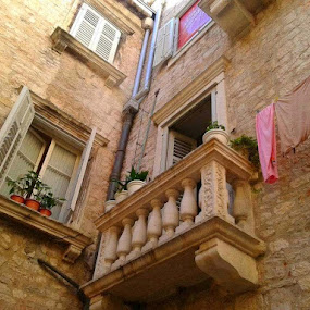in Diocletian palace, Split, Croatia by Vanja Škrobica - Buildings & Architecture Homes
