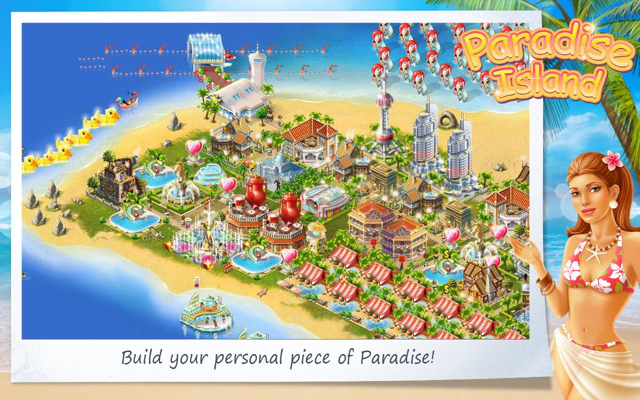 Paradise Island Screenshot 1