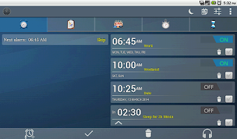 Screenshot of Alarm Plus Millenium