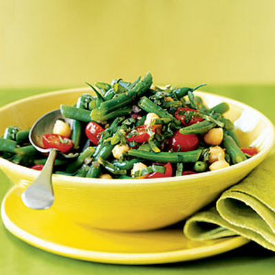 Picnic-Perfect Two-Bean Salad