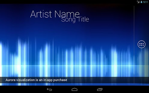 App Audio Glow Live Wallpaper APK for Windows Phone Android games and apps