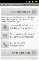 Screenshot of Abc - App voor bol.com
