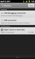 Screenshot of FlightMinder