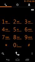 Screenshot of Tangerine CM11 AOKP Theme