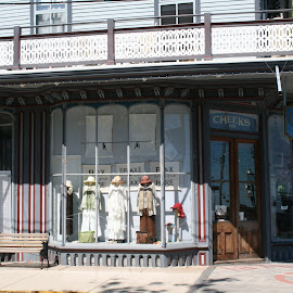 Vintage looking store in Cape May, NJ by Dianne Collins - City,  Street & Park  Markets & Shops