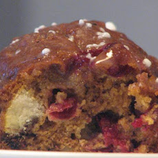 Libby's Pumpkin Cranberry Bread
