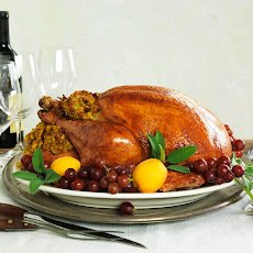 Holiday Hidden Valley® Ranch Roasted Turkey with Cornbread Stuffing