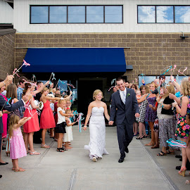 Well Wishes and Such  by Amber Ruth - Wedding Ceremony