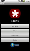 Screenshot of Clues (Free)