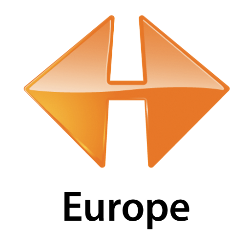 NAVIGON Europe 旅遊 App LOGO-APP試玩