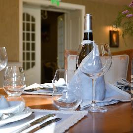 Midalidare Restaurant by Hristofor Slavov - Food & Drink Alcohol & Drinks ( wine, restaurant, bulgaria )