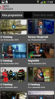 Screenshot of RTV Utrecht