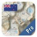New Zealand Topo Maps Pro icon