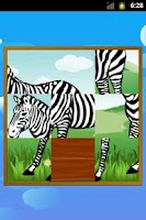 Screenshot of Zoo Slider
