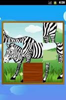 Screenshot of Zoo Slider