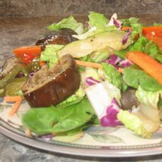 Emily's Roasted Vegetable Salad