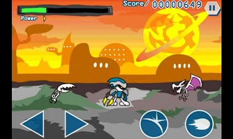 Screenshot of Space Soldier
