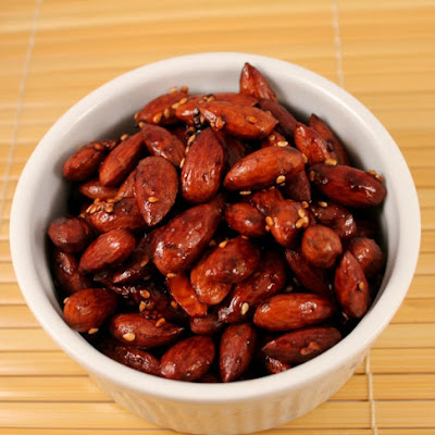 Maple Roasted – Smoky Almonds