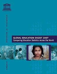 Cover of the Global Education Digest 2007 by UNESCO