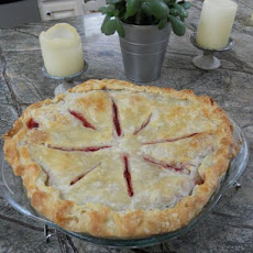 Sensational Triple Berry Pie