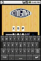 Screenshot of Enigma NDS