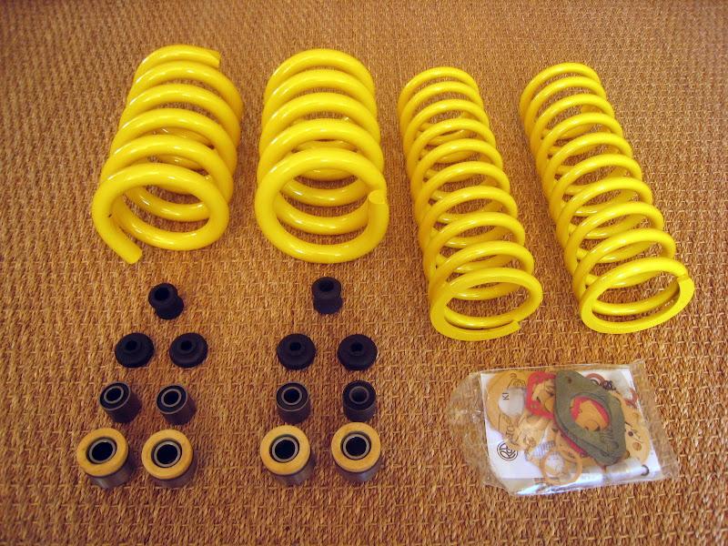 Alfa romeo spider engine rebuild kit 12