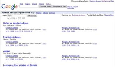 google filmes 2