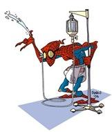 Spider-Man-decadence