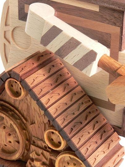 wood e2