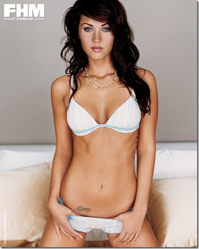 Megan Fox hot wallpapers