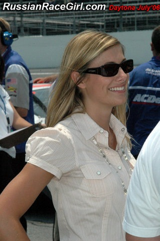 Tony Stewart girlfriend krista dwyer photo