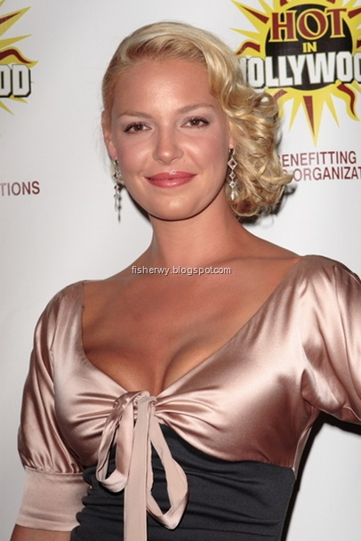 Katherine Heigl Hot in hollywood photo