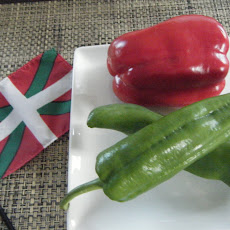 Pierino Picks a Peck of Piperade Pintxos…