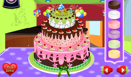 Играть торты готовить для девочек