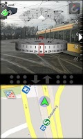 Screenshot of AR GPS Compass Map 3D Pro