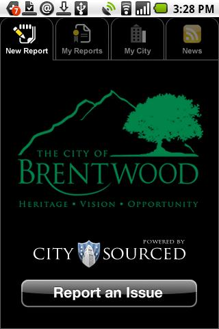 Brentwood CA Report It