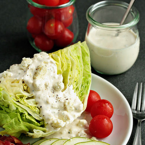 Homemade Blue Cheese Dressing