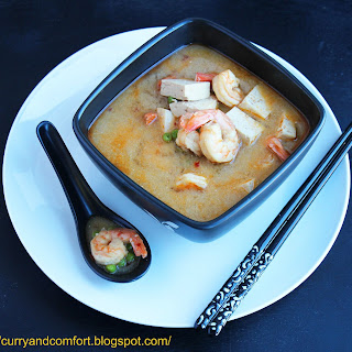 Seafood Tofu Soup Recipes