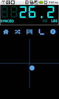 Screenshot of WiiScale