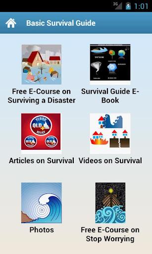 Basic Survival Guide