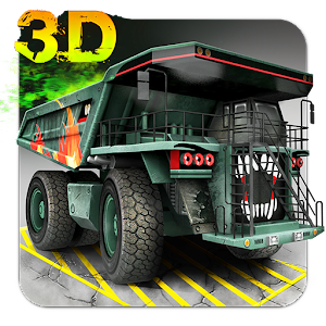 Cover art Skill 3D Parking Radioactive