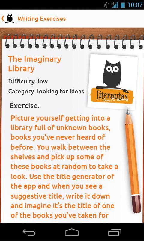 play writing ideas