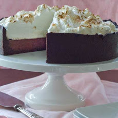 Gluten Free Dairy Free Chocolate Cream Pie