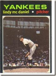 '71 Lindy McDaniel