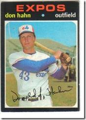 '71 Don Hahn