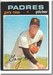 '71 Gary Ross